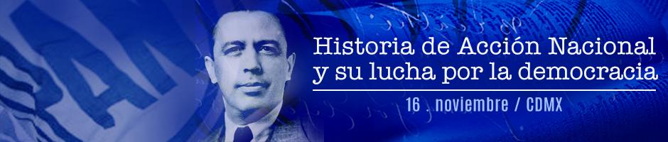 Historia de Acción Nacional