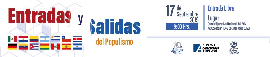Entradas y Salidas del Populismo